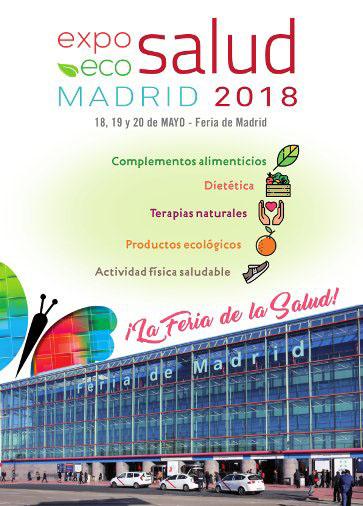 Regalamos entradas para expoecosalud Madrid 2018