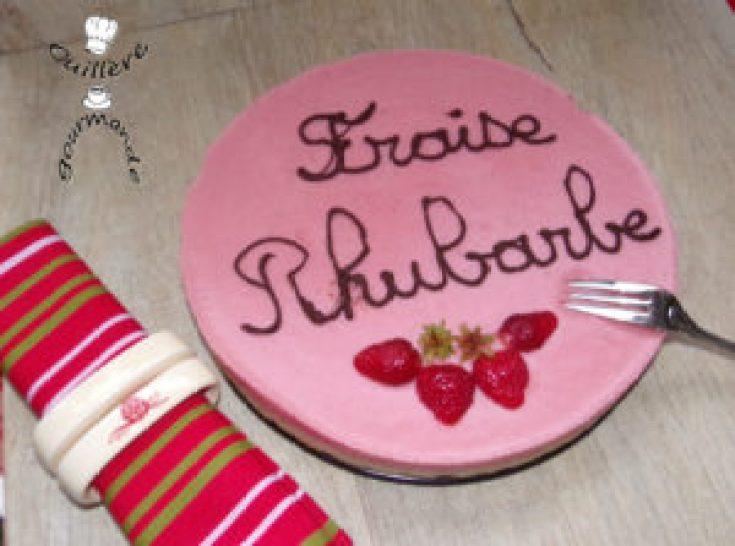 entremet-fraise-rhubarbe