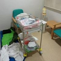 Ser mare a l'hospital d'Igualada