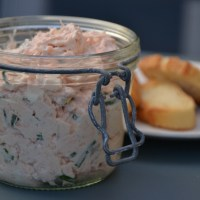 Rillettes de saumon faciles