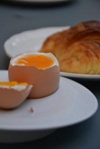 Ma petite madeleine : un bon oeuf à la coque au petit déjeuner