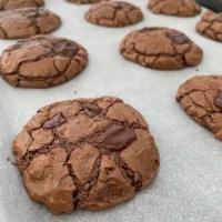 Cookies tout chocolat (mieux connus sous le nom de mortellous)