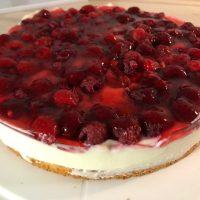 Himbeer-Mascarpone-Torte – Monsieur Cuisine Plus