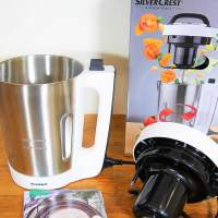 [Test] Robot Cook'n Mix Silvercrest de Lidl