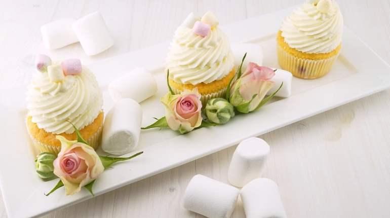 recette de base de cupcakes