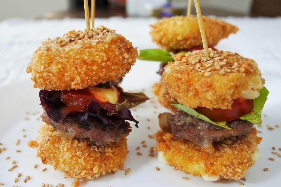 Recette Chef Club Apero Croque