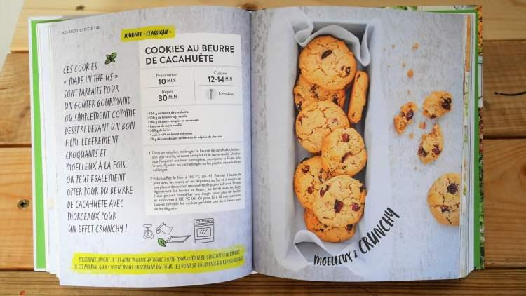 Cookies au beurre de cacahuète - Recette du livre de Lloyd Lang