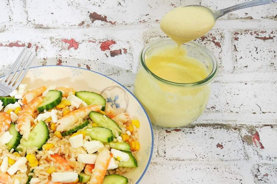 sauce au yaourt recette du livre cuiisiner à l'avance pour la semaine super facile