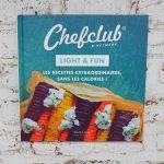 Livre Chefclub network light & fun
