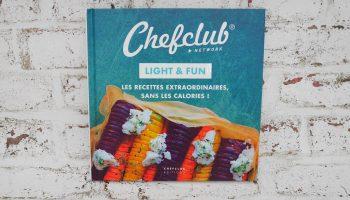 Impression Le Livre Chefclub Network Le Best Of Cuisine Test