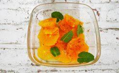 Salade d'orange du livre En 1 h je cuisine mes Lunch box pour toute la semaine