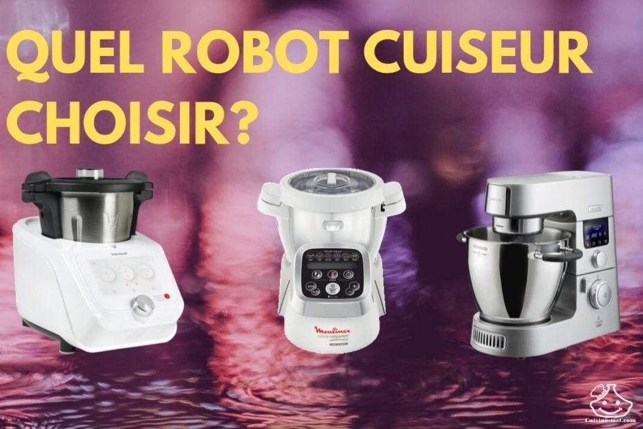meilleur robot cuiseur en 2020