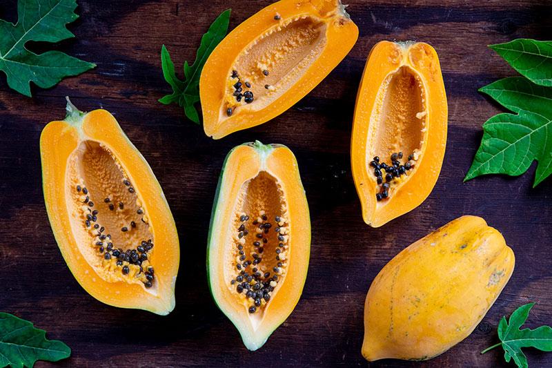 manger la papaye