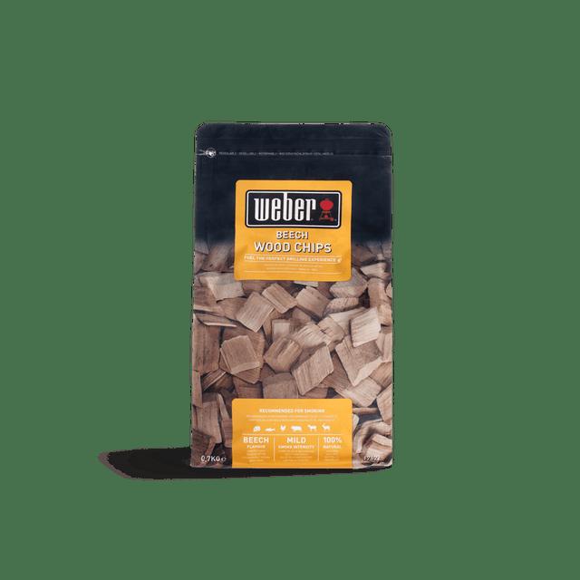 bois de fumage barbecue weber Copeaux de hêtre wood chips beech