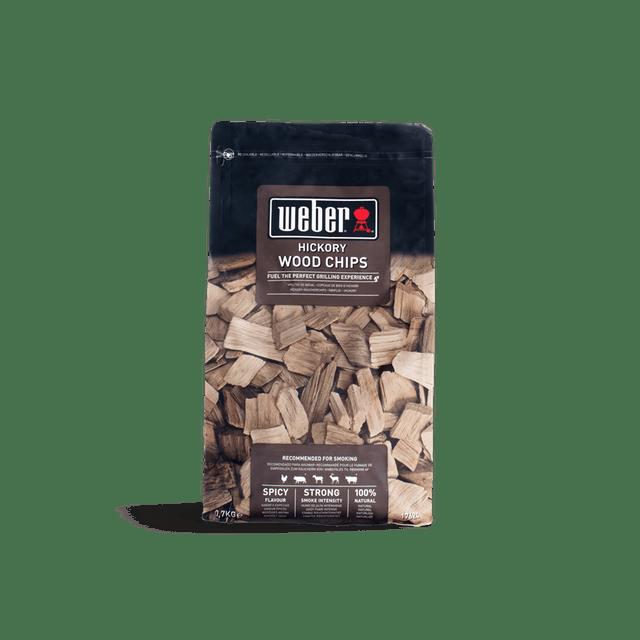 bois de fumage barbecue weber Copeaux de bois de fumage - Hickory wood chips
