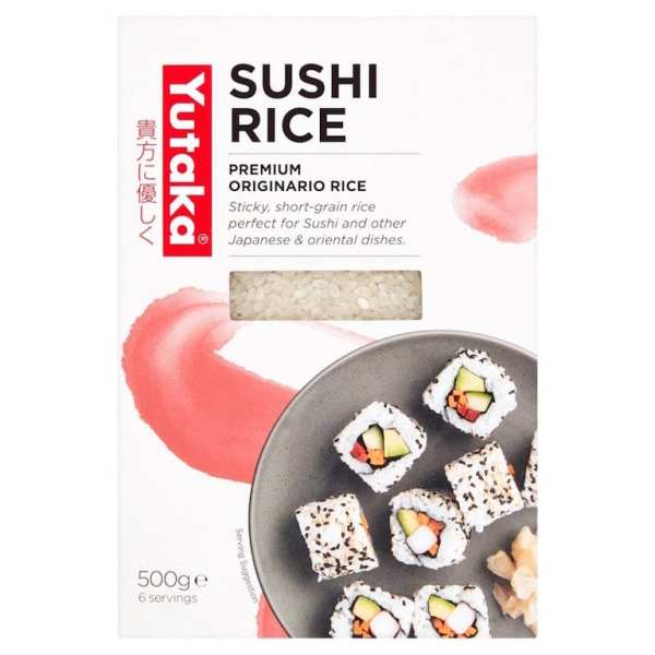 High quality Sushi Rice for delicious home made Sushi