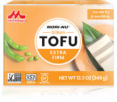Mori-Nu Tofu Extra Firm 349g High quality extra firm tofu for your favourite Thai recipes. Buy this item as part of our Thai Box or BYOB (Build your own box).