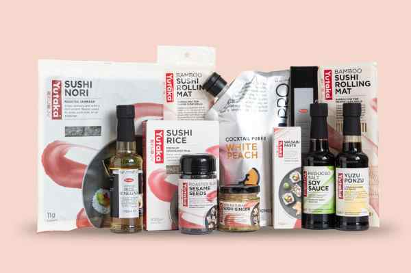 Bottomless Brunch Sushi Kit Products