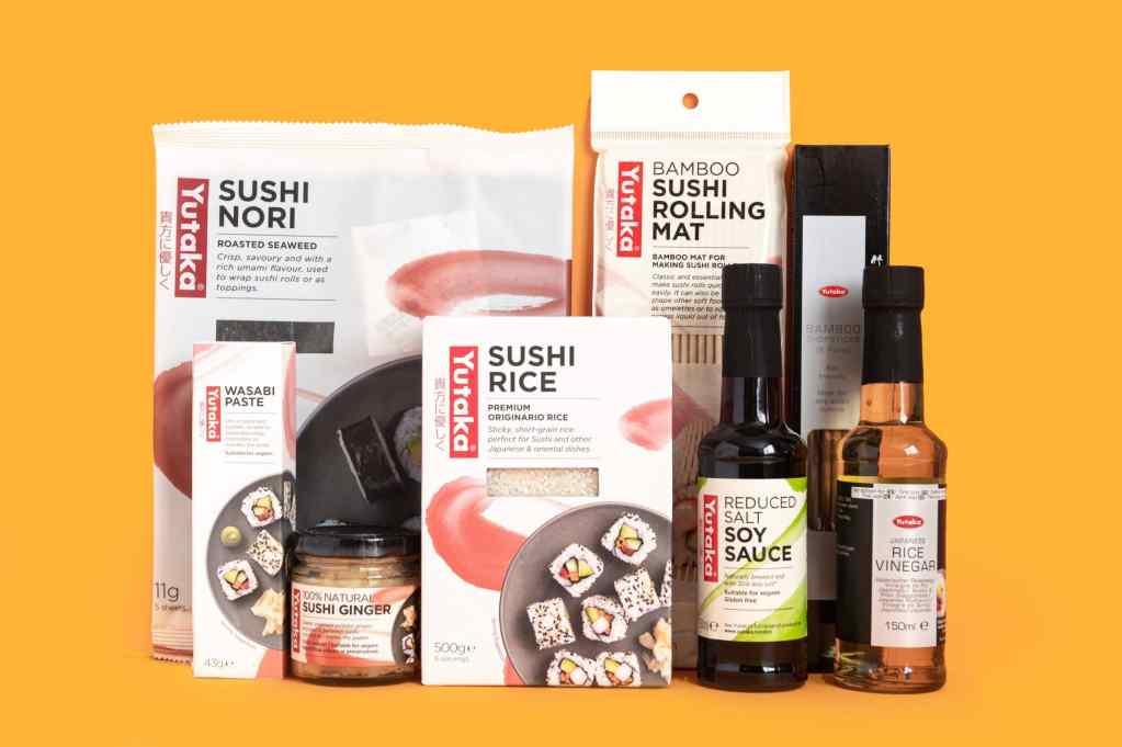Cuisine Box Sushi Making Kit