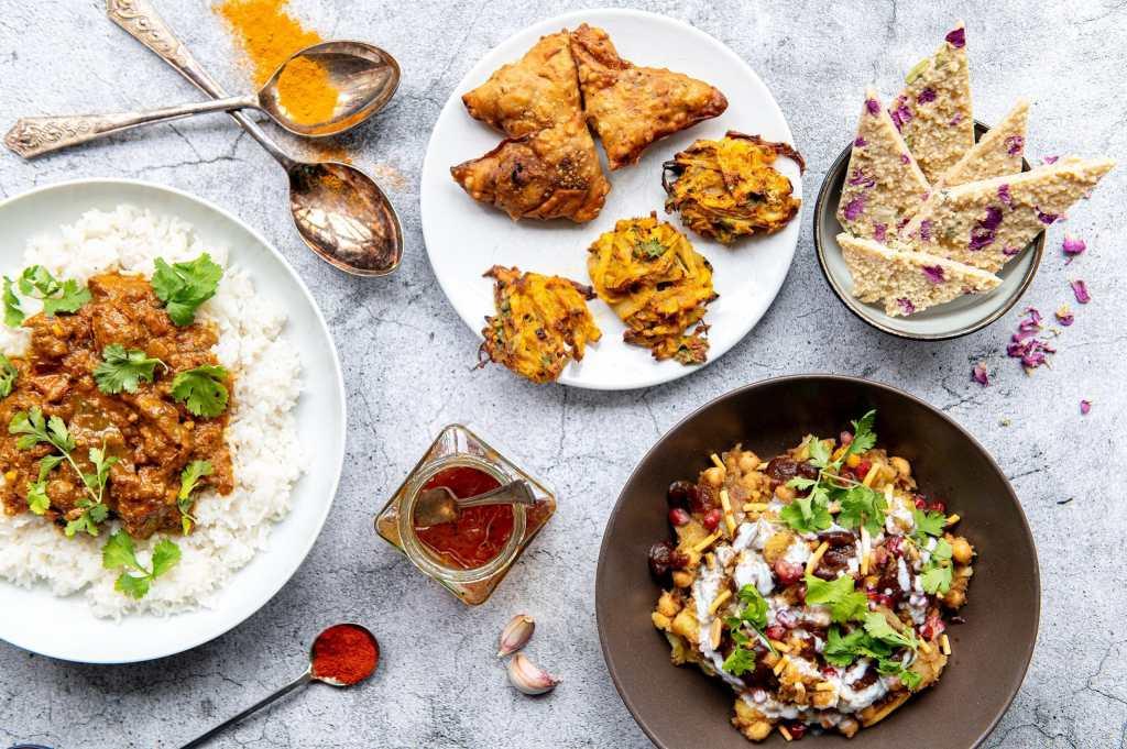 Indian Street Food Box
