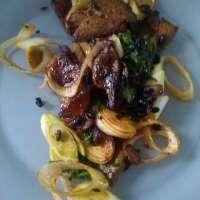 Porc double cuisson 回鍋肉 hui guo rou