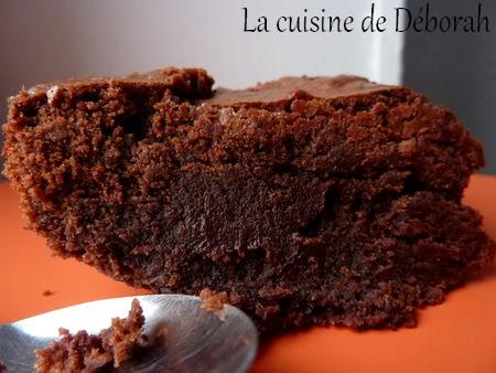 Le gâteau de Suzy, d'après Pierre Hermé    Cuisine de Deborah