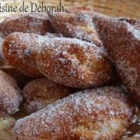 Les Schangalas, Beignets de Carnaval Alsaciens