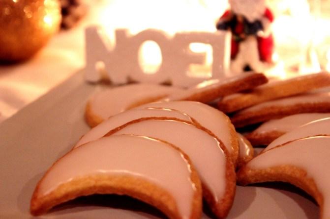 Lunes glacées au citron, Biscuits de Noël   Cuisine de Deborah