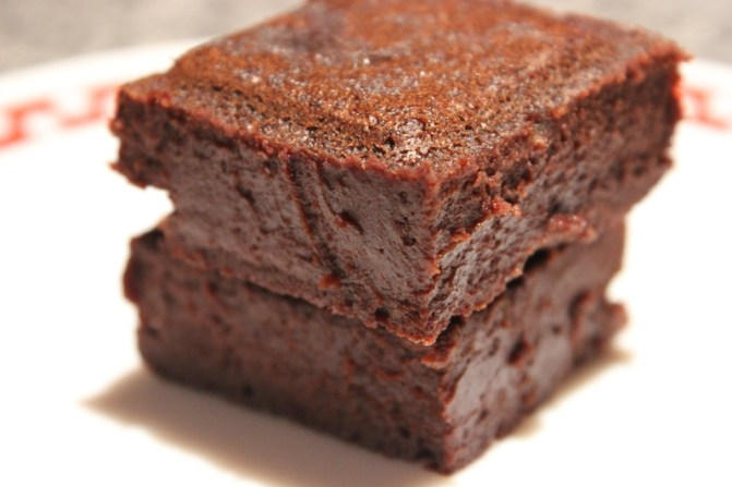 Fondant marron et chocolat - Cuisine de Déborah