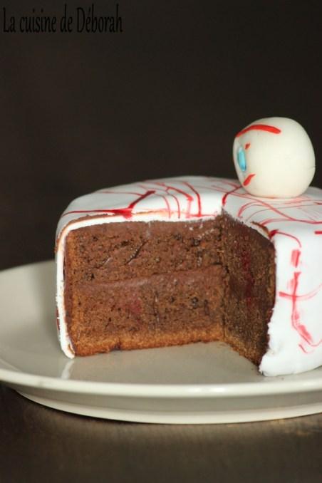 Gâteaux qui font peur! **Halloween** Cuisine de Deborah