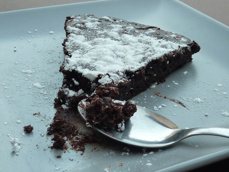 Fondant au chocolat - Cuisine de Deborah