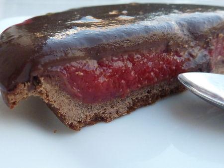 Tartelettes fraise et chocolat - Cuisine de Deborah