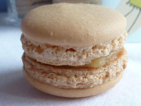 Macarons vanille - Cuisine de Deborah