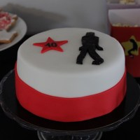 Gâteau Michael Jackson
