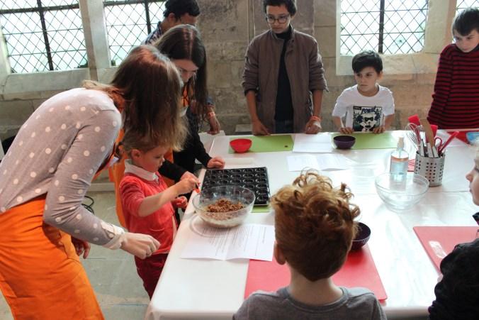 Salon du blog culinaire 2015!   Cuisine de Déborah