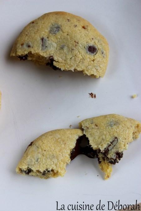 Les cookies parfaits! Cuisine de Deborah