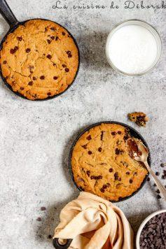 Cookies à la poêle     cuisine de deborah