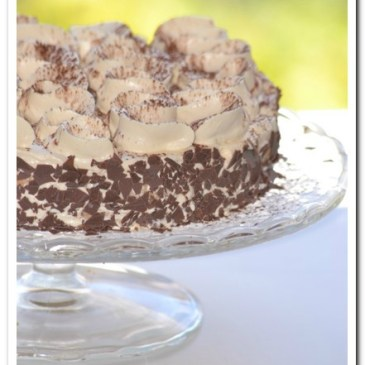 Le gâteau tiramisu