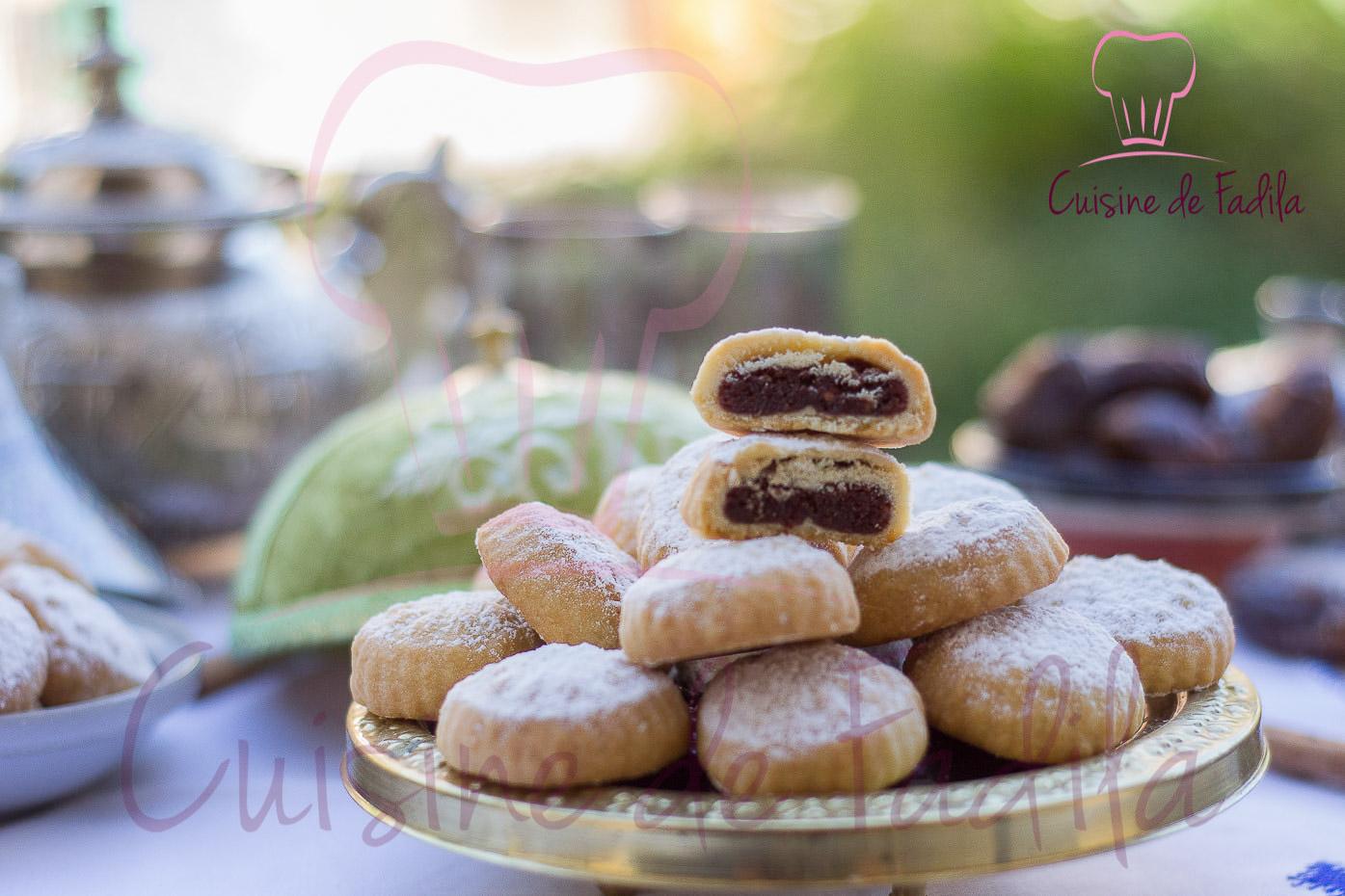 Maamoul aux dattes recette en vid o for Video de cuisine youtube