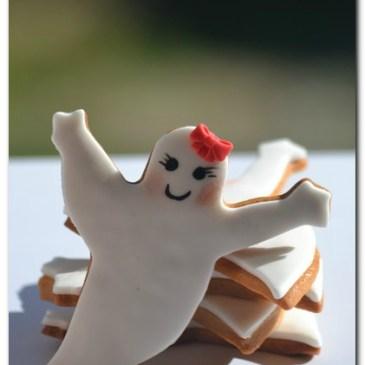 Biscuits d'Halloween goût pain d'épices