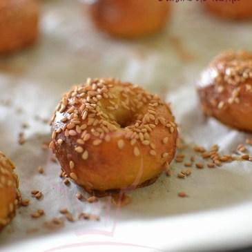 Mini-Bagels : recette en vidéo