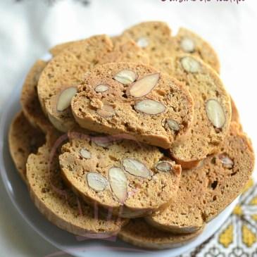 Fekkas : Biscuit croquant Marocain ( recette en vidéo)