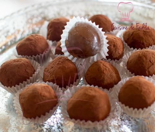 truffesaux brisures de marron (2 sur 12)