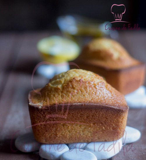 cake citron huile d'olive
