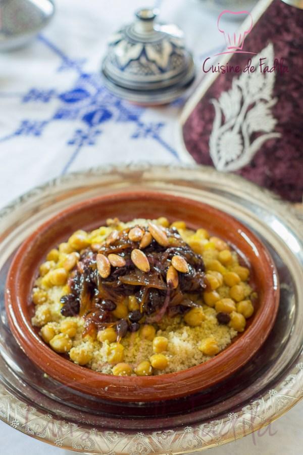 couscous tfaya