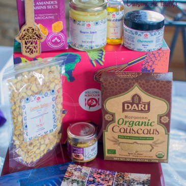 Concours: une box Kitchentrotter à gagner