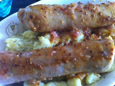 Andouillette moutarde au piment d'espelette
