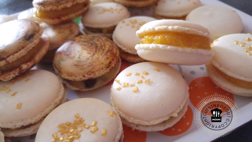 Macarons aux calissons