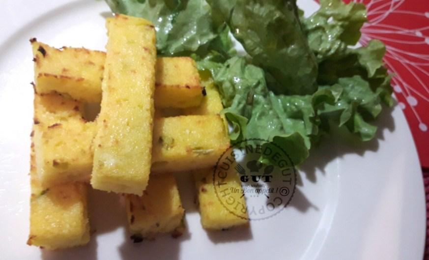 Frites de polenta au parmesan et aillet2