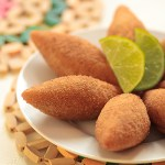 Beef croquettes